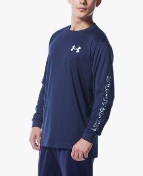 UAテック グラフィック ロングスリーブ Tシャツ(ベースボール/MEN)