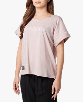 UAジャイアンツ テキスト Tシャツ(ベースボール/WOMEN)