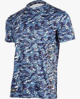 UAジャイアンツ フル カモ テキスト Tシャツ(ベースボール/MEN)