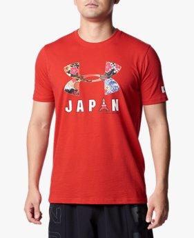 UA JAPANビッグロゴTシャツ 20(バスケットボール/MEN)