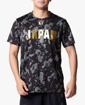 UA JAPANカモTシャツ 20(バスケットボール/MEN)