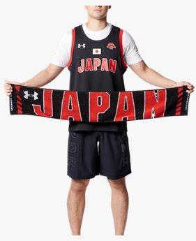 UA JAPANマフラータオル(バスケットボール/UNISEX)