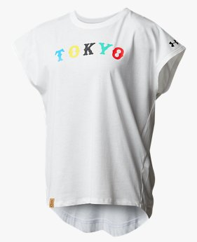 UAジャイアンツ Tシャツ<TOKYO>(ベースボール/WOMEN)