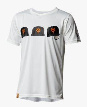 UAジャイアンツ Tシャツ<CAP>(ベースボール/KIDS)