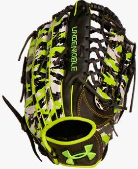 UAアンディナイアブル 軟式野球 外野手用グラブ<CAMO デザイン><右投げ>(ベースボール/MEN)