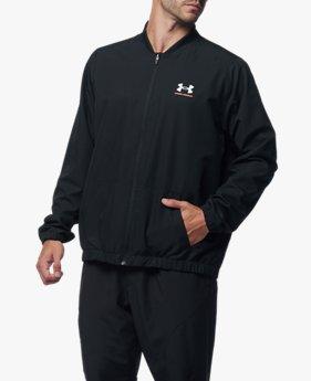 UAボンバー ジャケット(トレーニング/MEN)