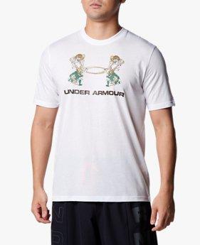 UA チャージドコットン FUJIN-RAIJIN Tシャツ(トレーニング/MEN)