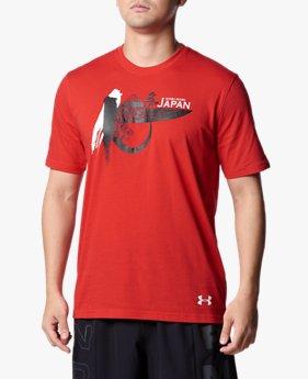 UA チャージドコットン WABI-SABI Tシャツ(トレーニング/MEN)