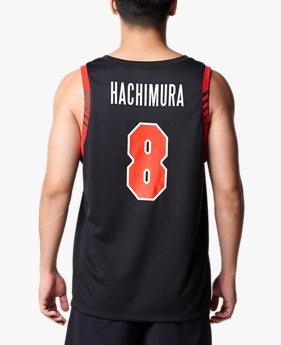UA JAPANレプリカユニホームNo.8(バスケットボール/MEN)