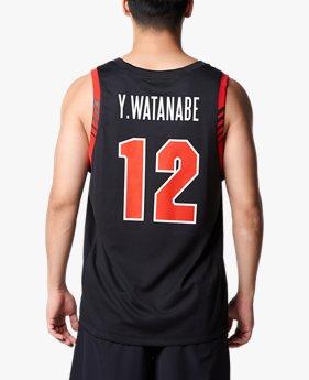 UA JAPANレプリカユニホームNo.12(バスケットボール/MEN)