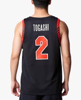 UA JAPANレプリカユニホームNo.2(バスケットボール/MEN)