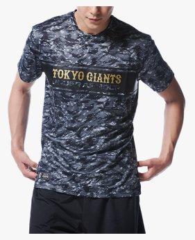 UAジャイアンツ カモ Tシャツ(ベースボール/MEN)