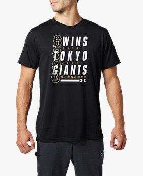 UAジャイアンツ 6000勝記念 Tシャツ(ベースボール/MEN)