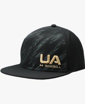 UAベースボール アーマーベント キャップ(ベースボール/MEN)