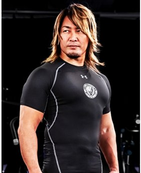 UA新日本プロレス ヒートギアアーマー<ライオンマーク>(トレーニング/MEN)