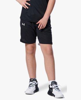 UAワンポイント ロゴ ショーツ(バスケットボール/BOYS)