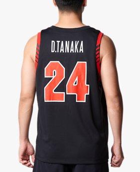 UA JAPANレプリカユニホームNo.24(バスケットボール/MEN)