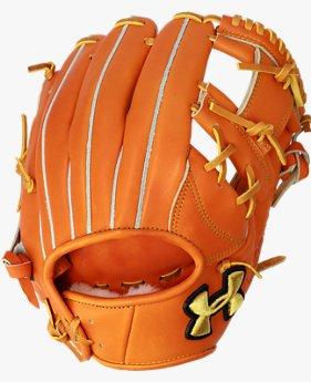 UAアンディナイアブル 硬式野球 内野手用グラブ (右投げ用)(ベースボール/MEN)