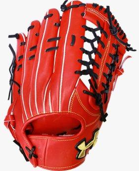 UAアンディナイアブル 硬式野球 外野手用グラブ (右投げ用)(ベースボール/MEN)