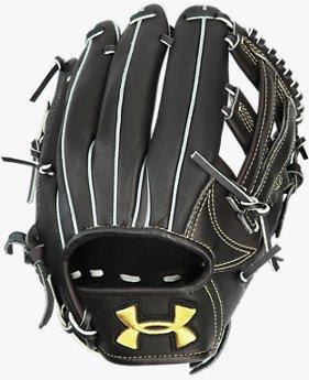 UA I WILL 硬式野球 内野手用グラブ ラージサイズ(右投げ用)(ベースボール/MEN)