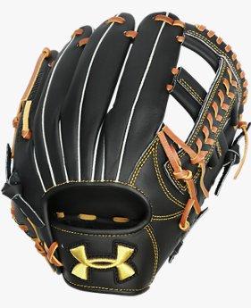UA I WILL 軟式野球 内野手用グラブ ラージサイズ(右投げ用)(ベースボール/MEN)