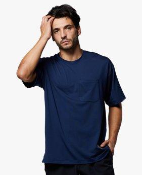 UAオーバー サイズ Tシャツ(トレーニング/MEN)