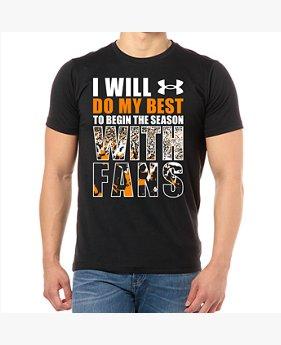 UAジャイアンツ Tシャツ<WITH FANS>(ベースボール/MEN)