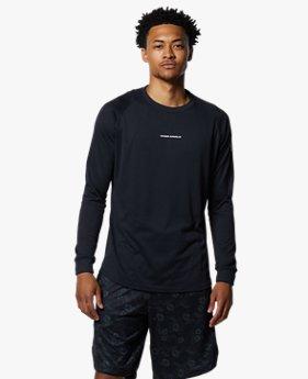 UAロングショット ロングスリーブ Tシャツ 1.5(バスケットボール/MEN)