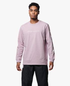 UAヘビーウエイト チャージドコットン ロングスリーブ シャツ Tシャツ シンボル(トレーニング/MEN)