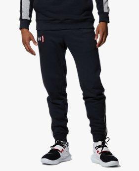 UAスウェット ジョガーパンツ(バスケットボール/MEN)