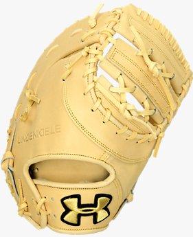 UAアンディナイアブル 硬式野球 一塁手用グラブ<キャメル><右投げ>(ベースボール/MEN)