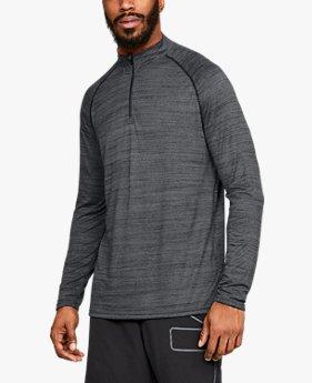Blusa ¼ Zip UA Tech™ Masculina