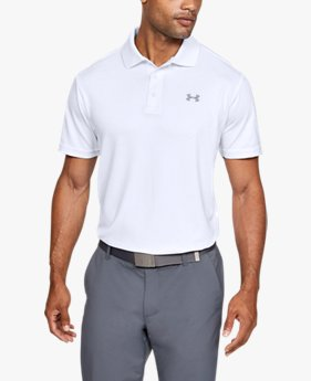 Camisa Polo UA Performance Masculina