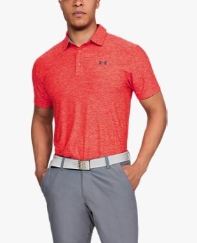 Camisa Polo Masculina Under Armour Playoff