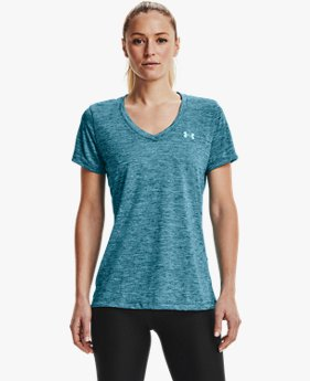 Women's UA Twist Tech™ V-Neck