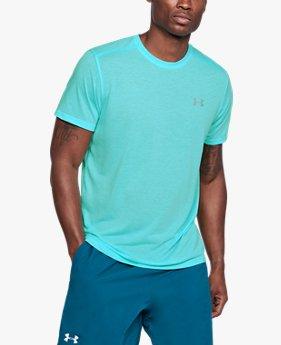 Camiseta UA Threadborne Streaker - Masculina