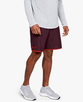 """Celana Pendek Tenun UA Qualifier 9"""" untuk Pria"""