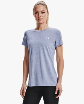 Damen UA Tech™ Twist T-Shirt