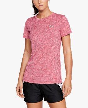 Kaus UA Tech™ Twist untuk Wanita