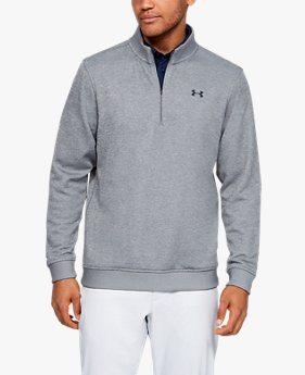 Chaqueta con cremallera corta UA Storm SweaterFleece para hombre