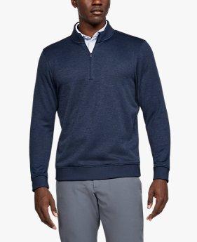 Maglia UA Storm SweaterFleece ¼ Zip da uomo