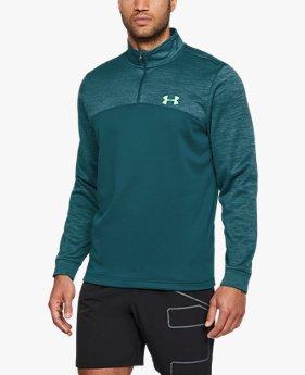 3fb36afadc755 Blusa ¼ Zip UA Storm Armour® Fleece Masculina