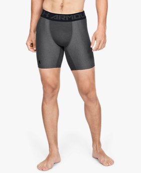 Shorts de Compressão Masculino Under Armour HeatGear® Armour Mid