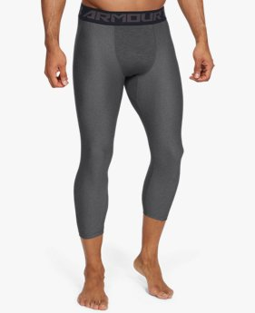 Men's HeatGear® Armour Compression ¾ Leggings