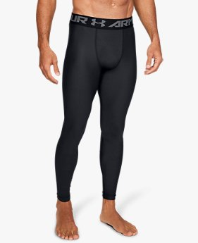 Al borde electrodo Almacén  Compression Tights & Running Leggings - Men | Under Armour UK