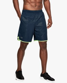 Shorts UA Qualifier Printed Masculino