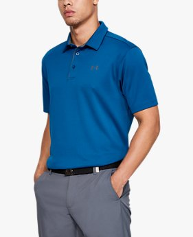 Herren Polo-Shirt UA Tech