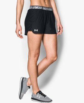 Damen Shorts UA Play Up 2.0