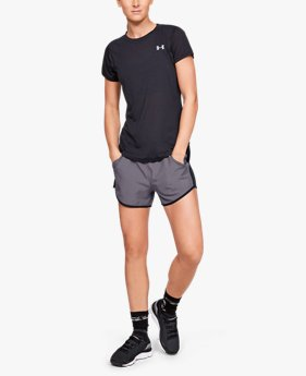 Shorts de Corrida Feminino Under Armour Fly-by