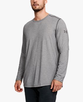 Men's UA Threadborne™ Long Sleeve